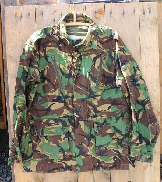 Brittien Temperate Aircrew Combat Jacket, käytetty